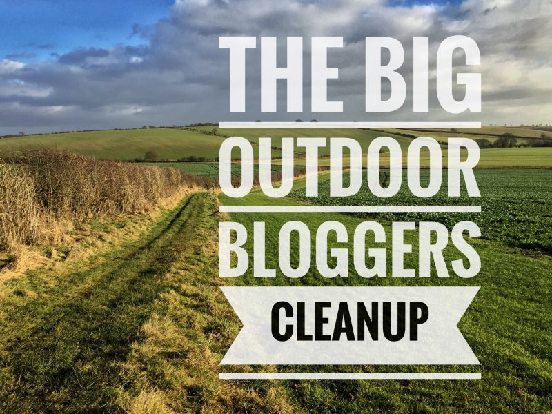 Outdoor Bloggers, cleanup, leave no trace,