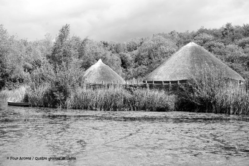 crannog, Irish National Heritage Park