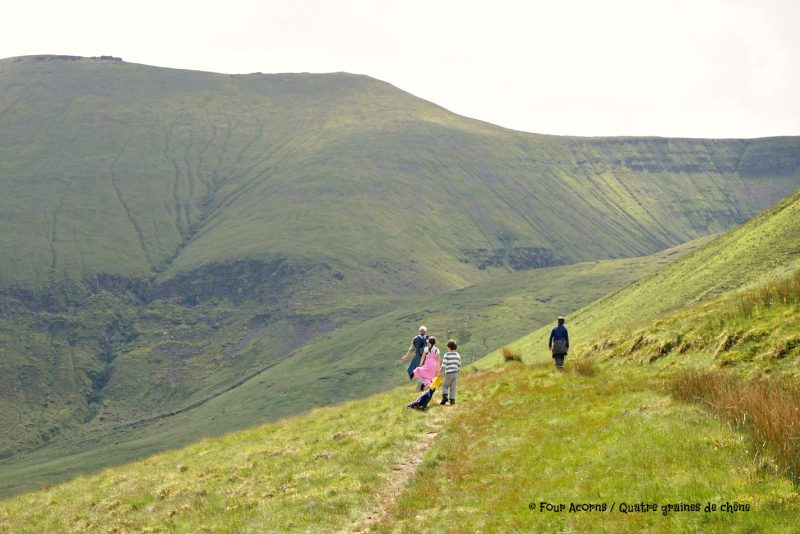 Glen of Aherlow, Tipperary, Ireland, Irlande, Galtee, Lough Curra, hiking, family, adventure, great outdoors, mountains, montagnes, plein air, randonnee, famille, ice road