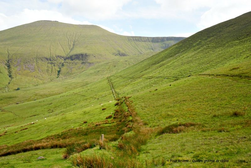 Glen of Aherlow, Tipperary, Ireland, Irlande, Galtee, Lough Curra, hiking, family, adventure, great outdoors, mountains, montagnes, plein air, randonnee, Galtymore, ice road