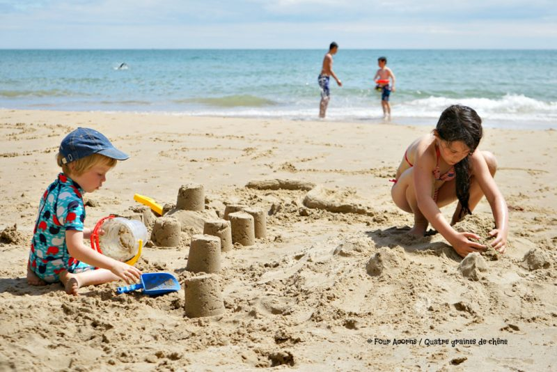 sandcastle, chateau de sable
