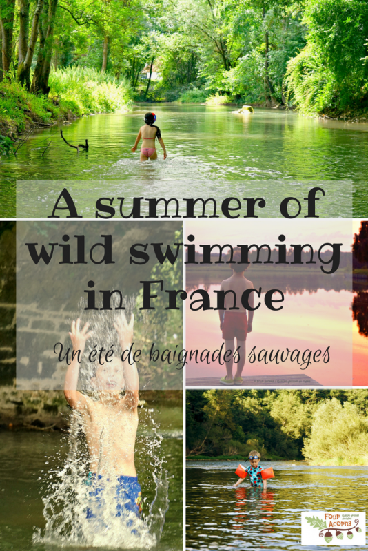 Wild Swimmingwild-swimming-in-France France River Lake Outdoors Baignade Nature Plein Air