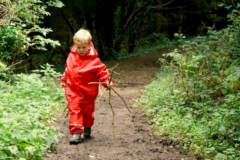 Puddlegear-waterproof-weather-outdoors-dressed-children