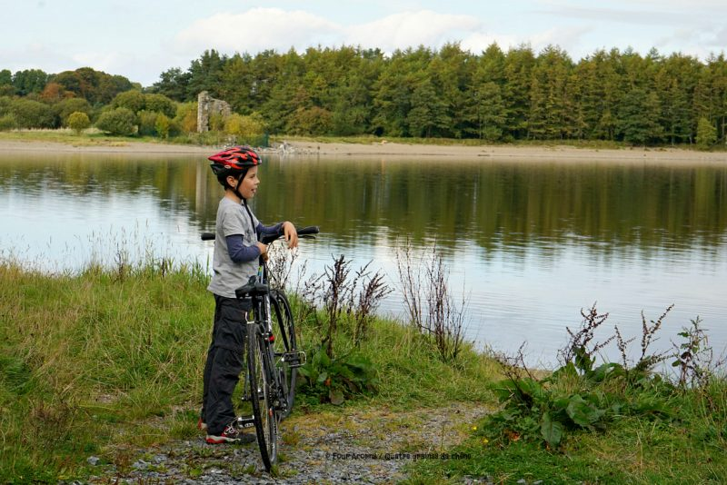 boy-bike-Blessington-lake-Wicklow-Ireland