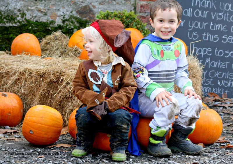 pumpkins-children-pirate-buzzlightyear-costumes