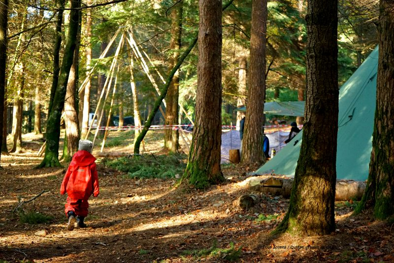 tipi-adventures-child-poles-tarp-forest