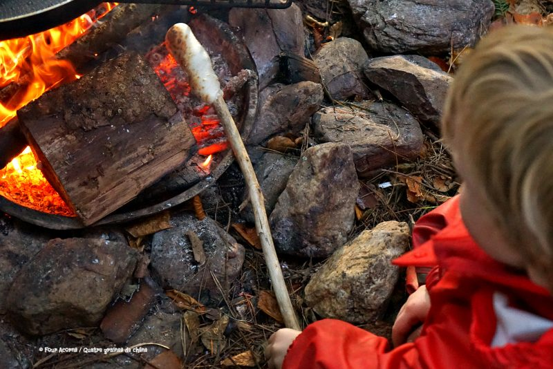 bread-on-stick-cooking-campfire
