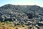 Seefin, passage tomb, Wicklow, Ireland, Irlande, neolithic, heritage, patrimoine, history, histoire, néolithique, monument, cairn, Wicklow