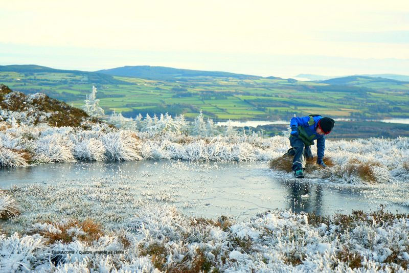 boy-in-blue-tests-the-ice-wicklow-winter