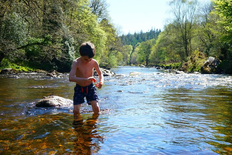boy-river-rock-avonmore-wicklow-ireland