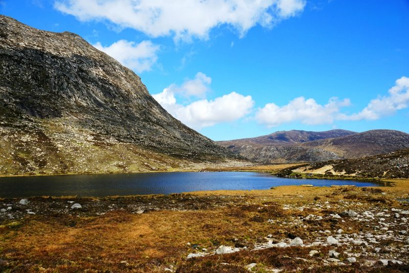 blue-lough-mournes-down-northern-ireland