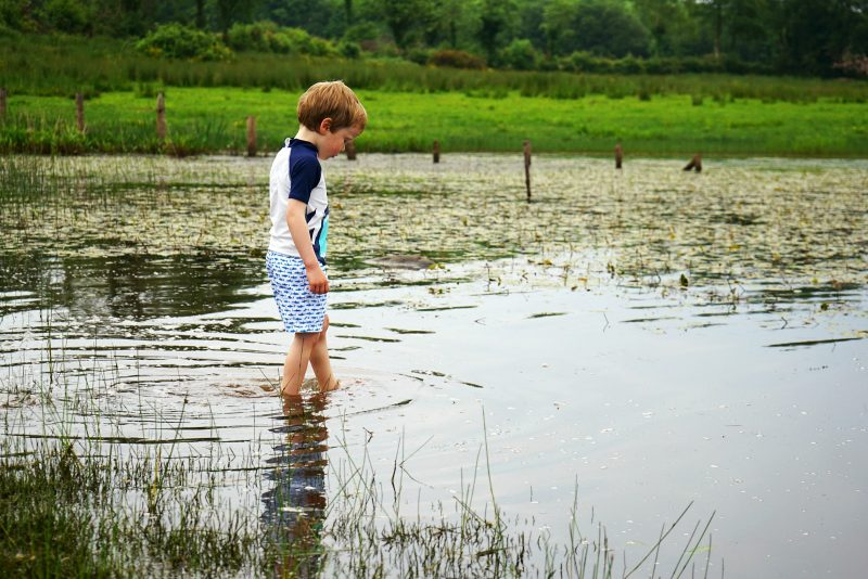 lough-oughter-child-lake-wading