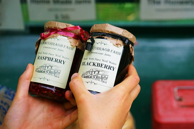 Kilmacurragh-wicklow-honesty-box-jam-jars