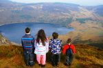 four-acorns-children-luggala-summit-lough-tay-wicklow-ireland