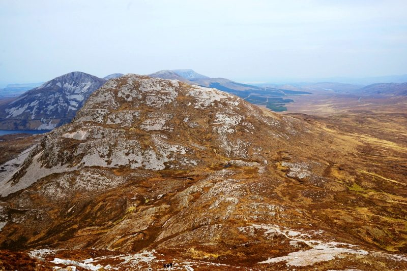 little-errigal-quartzite-donegal-ireland