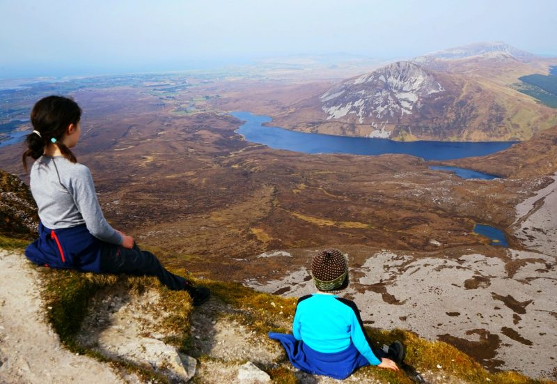 views-altan-lough-aghla-more-donegal-ireland