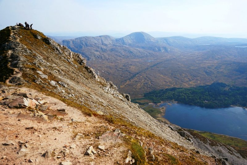 scree-slope-below-summit-dunlewy-lough