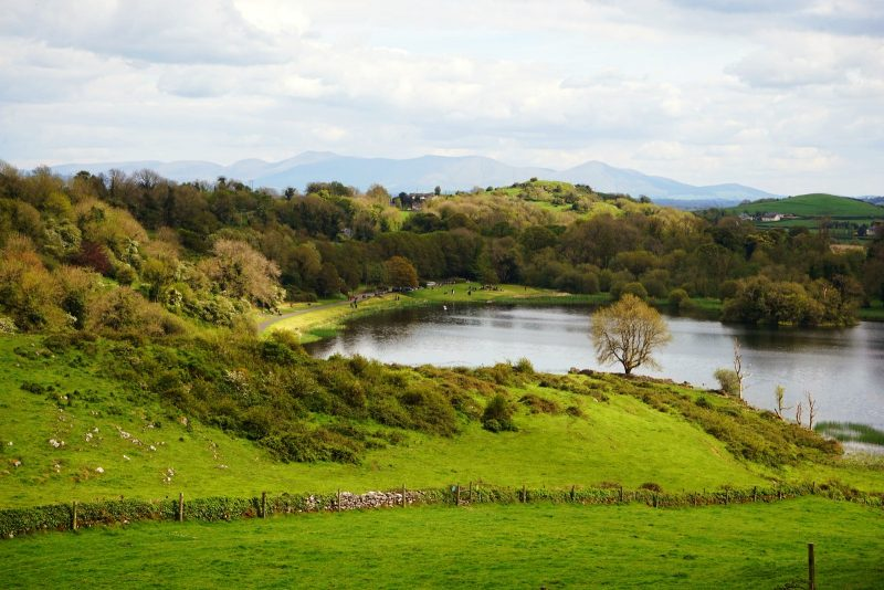 lake-shore-galtee-mountains-limerick